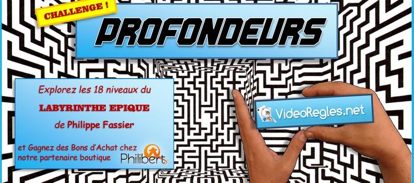 """[Videoregles.Net]: Concours """"Profondeurs"""""""