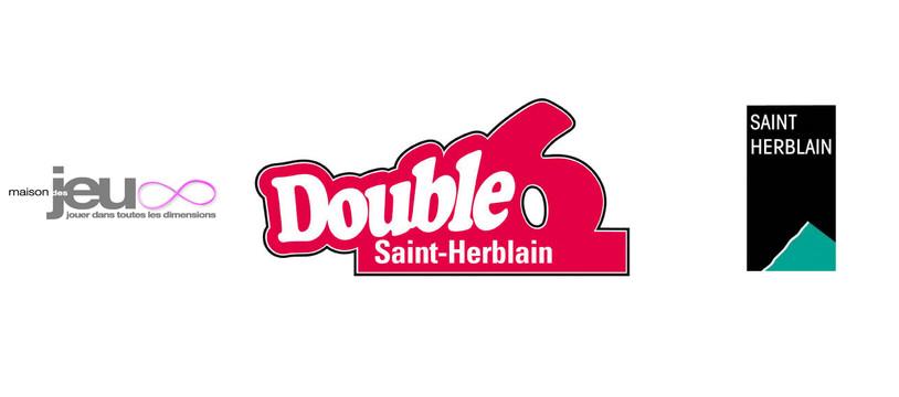 Les finalistes du prix Double 6 de Saint-Herblain sont...