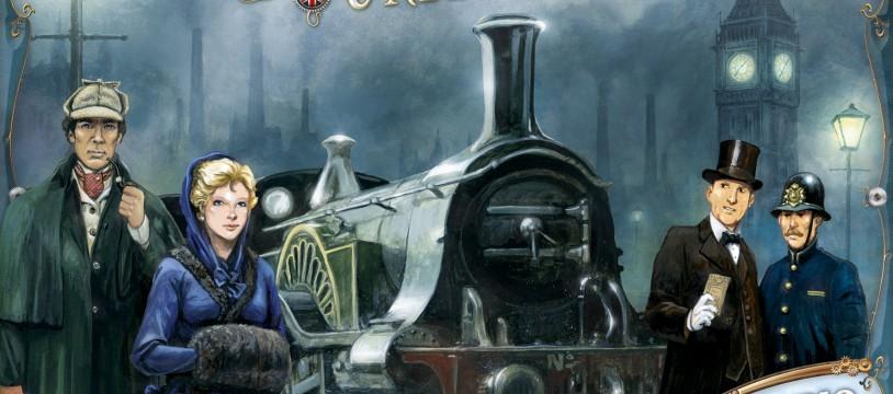 Les Aventuriers du Rail : it's Train Time, isn't it ?