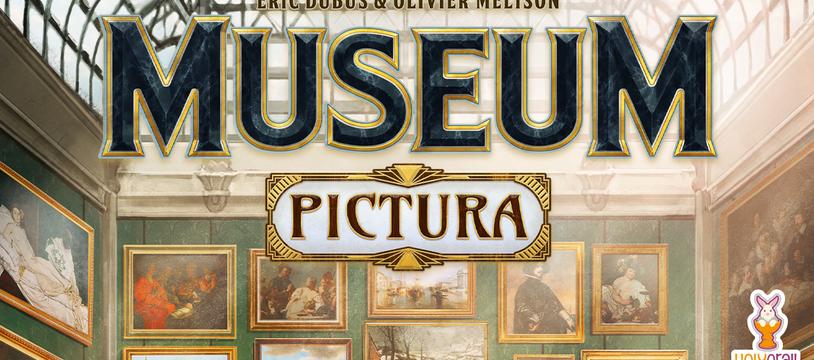 Museum : Pictura  est arrivé sur Kickstarter !
