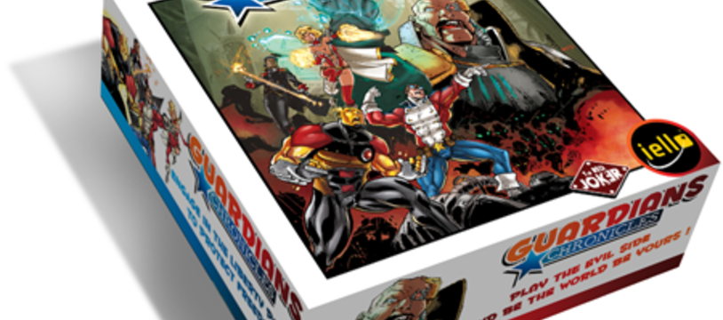 Guardians Chronicles, un projet avec des Supers Héros