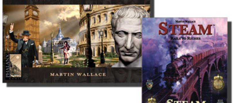 Un Wallace très prolifique pour 2009