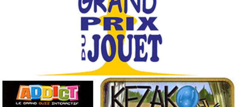 Kezako et Addict, Grand prix du jouet 2007