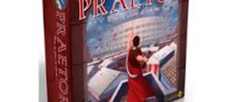 Pour la Gloire de Rome, construisez votre cité et devenez Praetor!