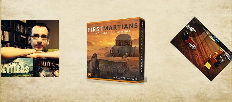 First Martians : Ignacy, preum's !
