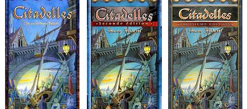 Citadelles : Nouvelle édition disponible