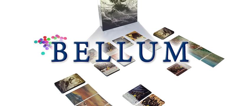 De Bellum et de sa campagne Kickstarter