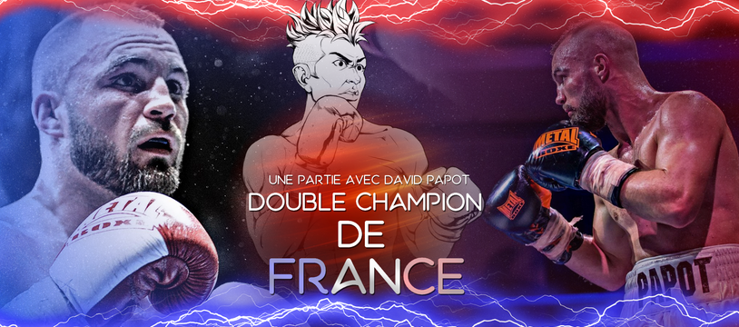 Une partie avec David Papot double champion de France
