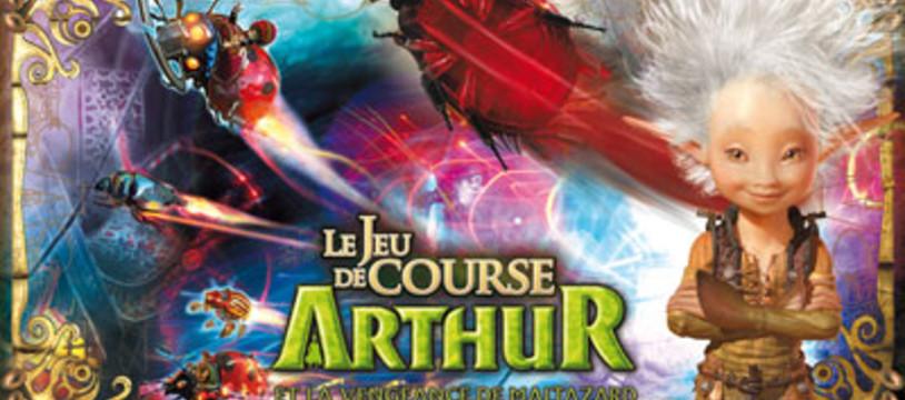 Arthur en septembre, film en décembre