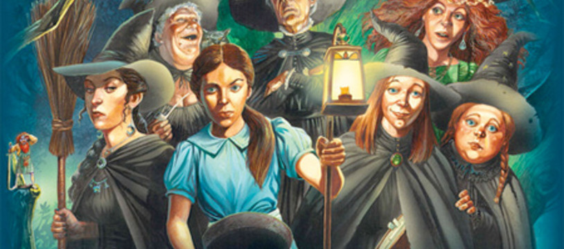 The Witches, de Martin Walace
