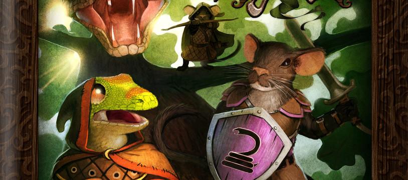 Mice and Mystics : Chronique des Sous-Bois, la petite souris repasse en juin