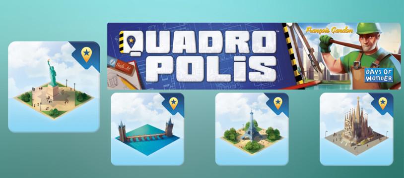Quadropolis : Ce monument, quand le visite-t-on ?