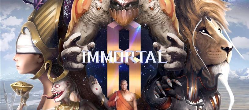 Immortal 8 - Journal de l'éditeur 6/8 – Diamants et mécanique de l'Equilibre