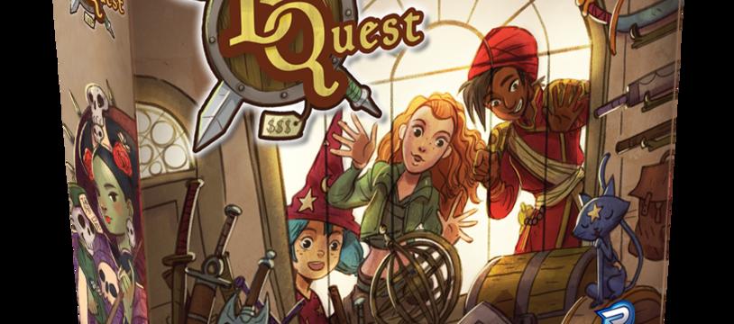 Bazar Quest : Draft & Cie