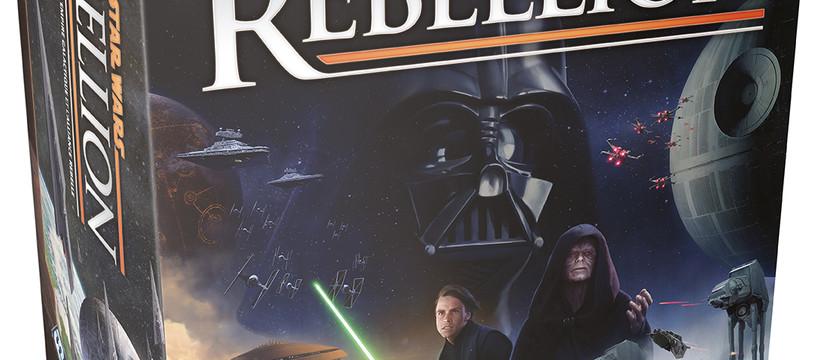 Star Wars : Rébellion sur les étals en VF le 3 juin.