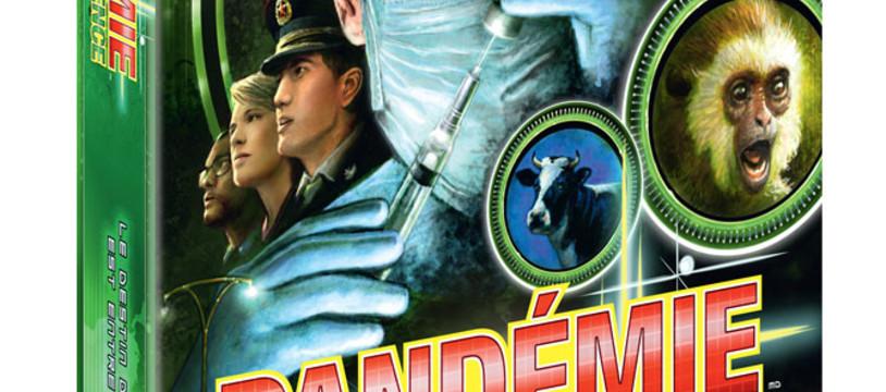 La fin de Pandémie... !