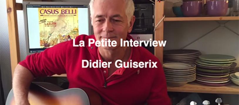 La petite interview
