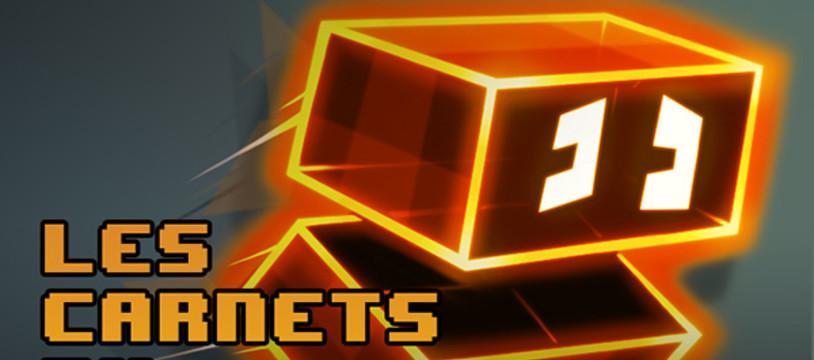 Les Carnets du Pousse-Pixel : 8 Bit Box, Level 3...