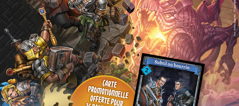 CLANK! Les tournois du Dragon d'or