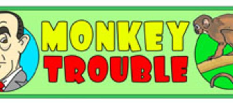 [FVJ] Monkey Trouble