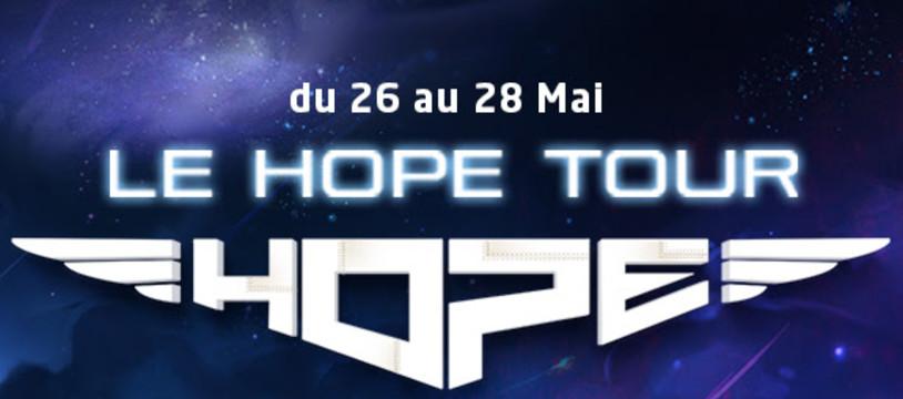 Le HOPE Tour