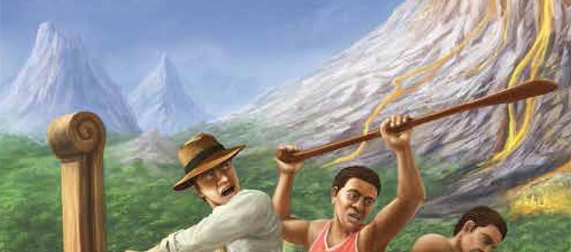 Mauna Kea ou quand Tahkokallio court à la catastrophe