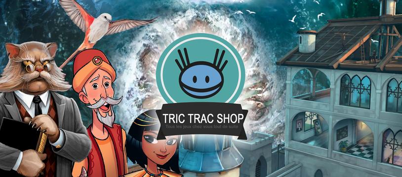 Niouze Tric Trac Shop #16