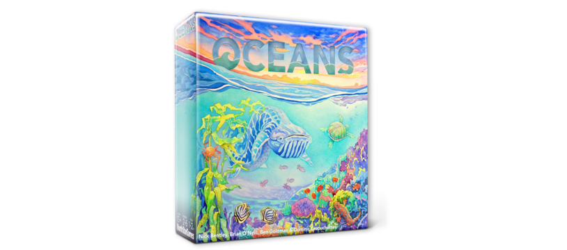 Gamme Evolution : le standalone Oceans en financement participatif sur Kickstarter
