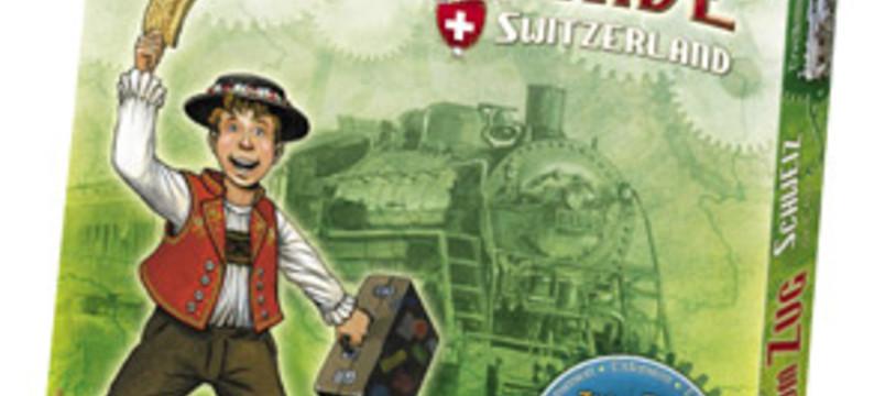 Les Aventuriers du Rail : La Suisse !