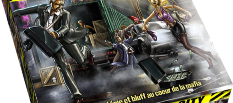 Gangs City d'Alexis Righetti