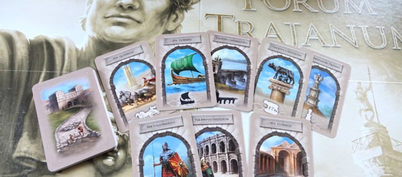"""Sur le Vif! Review de Forum Trajanum! Encore un très bon """"Feld""""!"""