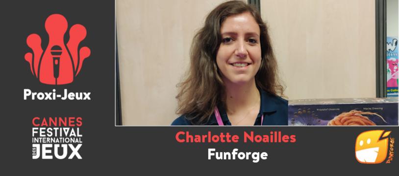 [FIJ Cannes 2020] Charlotte Noailles – Funforge