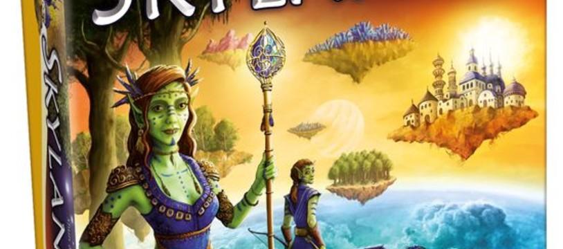 Venez créer votre archipel et sauver le monde de Skylands !