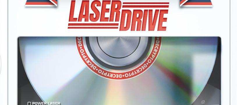 Carnet d'auteur - Decrypto Laser Drive