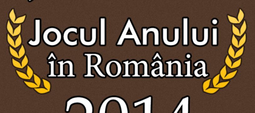 Les nominés au jeu de l'année roumain 2014 sont