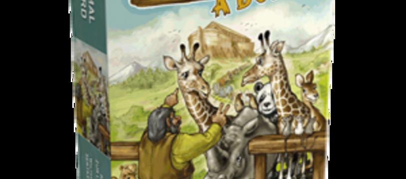 Animal à bord : joue la comme Noë