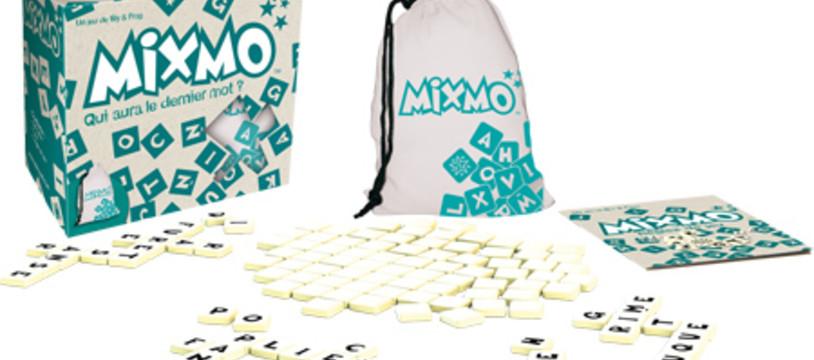 Mixmo change de tête