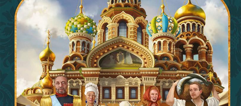 Saint Pétersbourg, le retour de jean le chanceux
