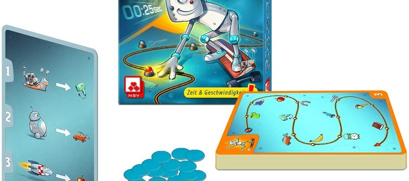 [Spiel2020] Robots by Tric Trac
