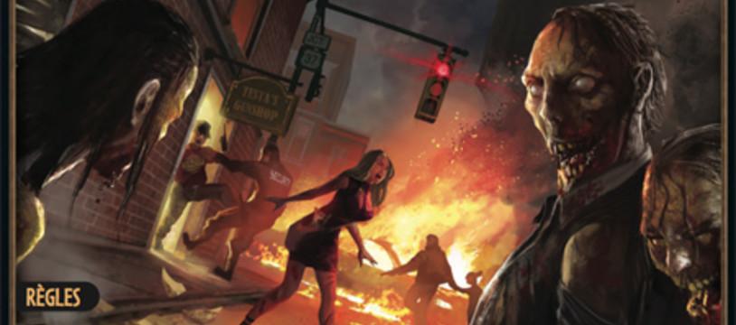 City Of Horror, la règle officielle