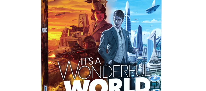 It's a Wonderful World - Les premiers pas
