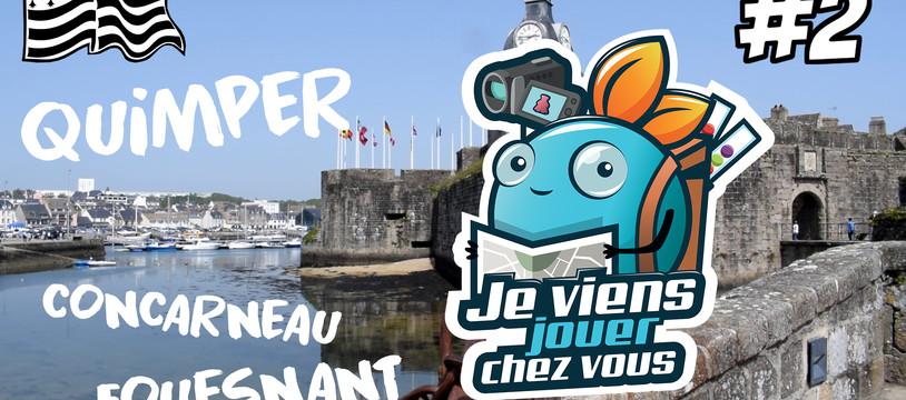 Je Viens Jouer Chez Vous fait escale en Bretagne !
