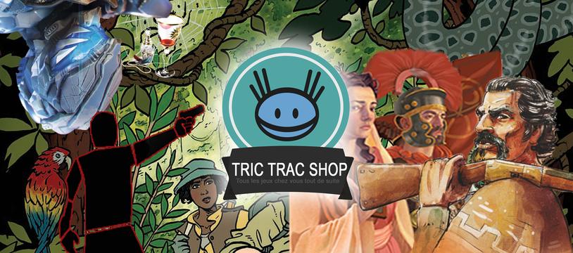 Niouze Tric Trac Shop #11