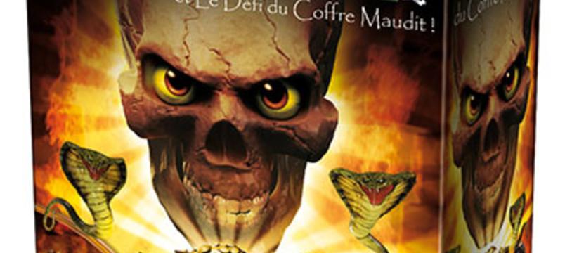 Mr Creepy et le défi du Coffre Maudit : de l'Halloween pour Noël