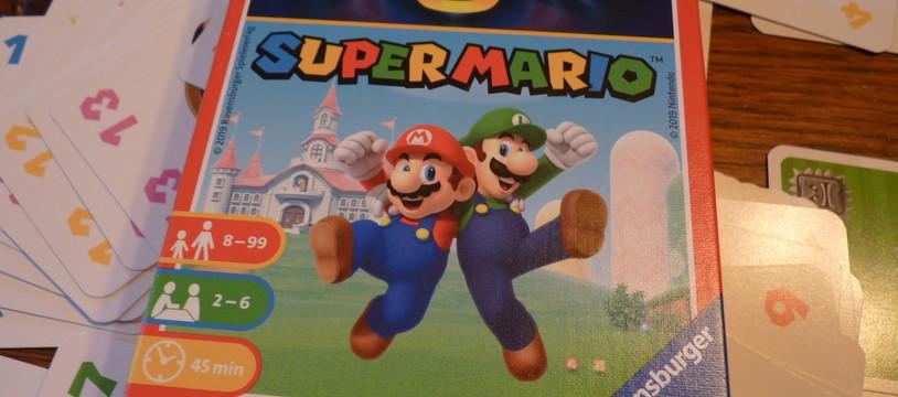 Critique deLevel8 Super Mario