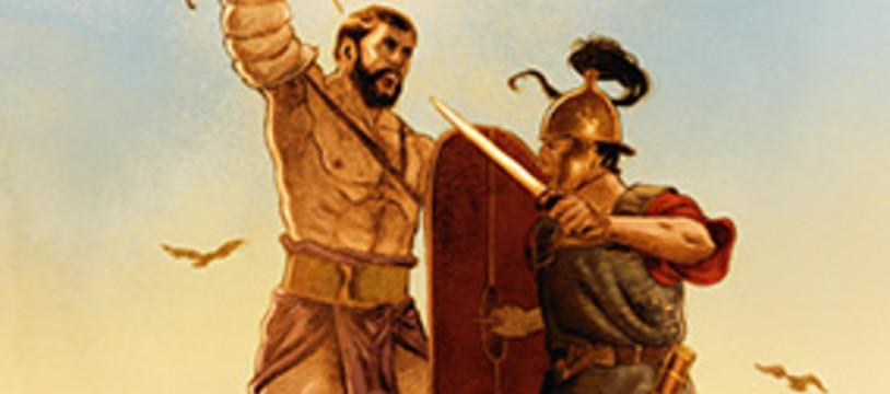 Spartacus Imperator : Un boardwargame en vue