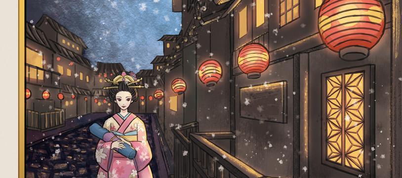 Hanamikoji, le retour des geishas au Essen 2016