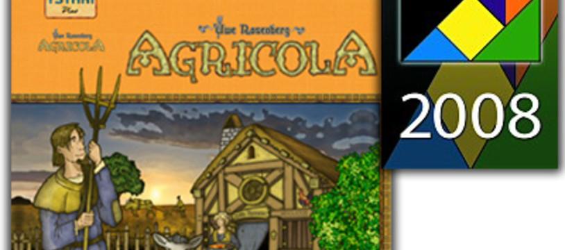 Le prix des jeux allemand pour Agricola