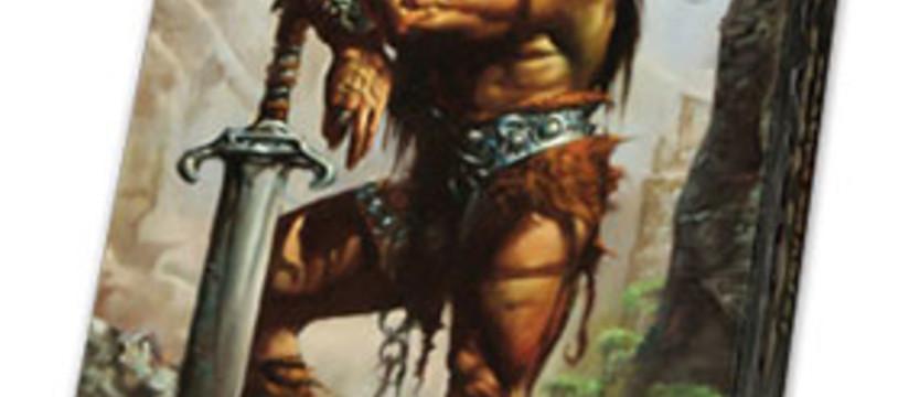 Conan : le jeu de cartes dans pas longtemps