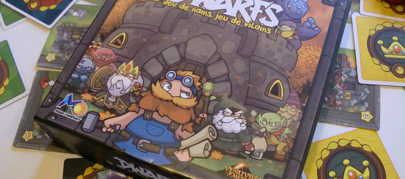 Critique de Dwarfs